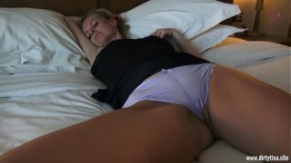 Aroused Fuck With Sleeping Mother
